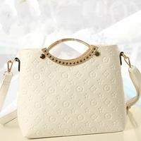 2014 new fashion casual shoulder bag women messenger bag big bag ladies women handbag women leather handbags women clutch