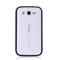 Free Shipping Durable Candy Colour Case for Samsung Grand Duos i9082