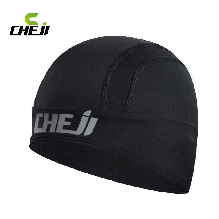 2015 Winter Thermal Fleeced Pro Cycling Sports Scarf/Super Warm MTB Racing Bicycle Cap /Black Riding Mountain Bike Hat(China (Mainland))