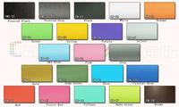 Matte car wrap vinyl film, matte vinyl roll sheet sticker,more than 19 colors available air bubble free