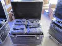 4pcs/lot 108 3w led moving head DJ Equipment RGBW led moving head 108x3w With a Flight Case