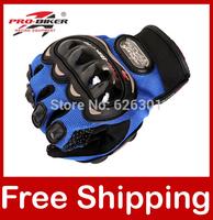Motorcycle Racing Gloves Moto Motor Motorbike Motocross Riding Gloves Pro biker Black/Red/Blue/Gray M/L/XL/XXL Free Shipping
