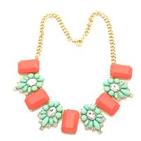 BigBing fashion jewelry fashion crsytal choker necklace 2 colors  K