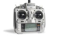 strom brand i6s Radio Transmitter with AR6200 receiver RC Full Range 2.4GHz  6ch RC RADIO CONTROL better PK DX6i