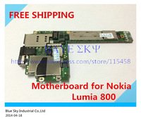 1PCS 100% Original Good quality board unlock motherboard for Nokia Lumia 800 N800 free shipping and faster
