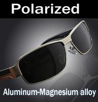 New Polaroid Sunglasses Men Polarized Driving Sun Glasses Mens Sunglasses Brand Designer Fashion Oculos Coating Sunglass 8485