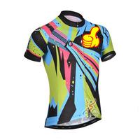 SWODART Bicicleta Mountain Bike Clothing custom from 1 piece Maillot Ciclismo  Sportwear for women -Multicolor 2014