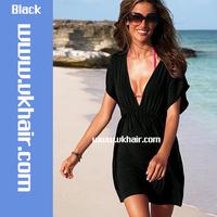 MUCOON2014Summer Dress Women solid Bikini dress,cover-ups,beachwear,swimwear skirt,bikini beach dress,swimsuit cover