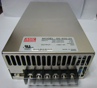 MEANWELL switching power supply, SE-600-24 24v/25 warranty new original 2 years