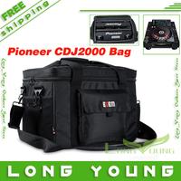 BUBM Professional  audio equipment side dj bag  computer bags CD/DVD Player Bags  for cdj2000 cdj900 cdk850 controller