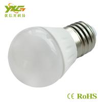 Energy saving AC 110v 220v smd 2835 3w e27 led bulb for home lighting warm white & cool white wholesale free shipping