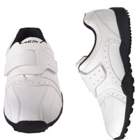 PGM golf ball shoes Men super-fibre leather shoes sneaker light  velcro backing shoes