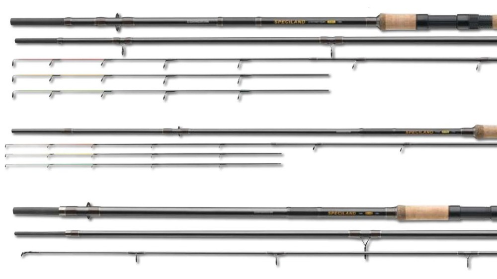 цена Удочка Surfer 150 /3.9 /quivertips feeder rod103