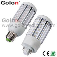 LED PL light 30W 15W, 13W,11W,9W GX24D,GX24Q LED corn bulb E27,E26,100-277VAC,20pcs/lot,3years warranty Fedex/DHL free GX24D LED