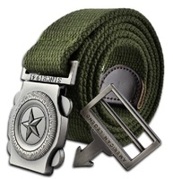 Hot sales Military Belt MAX140CM Men's Canvas Belt with Automatic Buckle 21 Colors Wholesales Free shipping F007 cintos cinturon