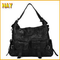 Famous Brands Handbags 2015 Hot Women Genuine Leather Bags Women Handbag Fashion Vintage Bag Shoulder Bags Portable Bag