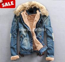 wholesale men jacket fur