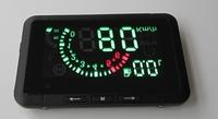 W01 HUD universal large-screen digital speed Car HUD for OBD II standard models SU252