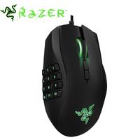 Razer Naga 2012 Gaming Mouse, Original & Brand NEW in box, Free & Fast Shipping, 5600dpi Razer Precision 3.5G Laser Sensor