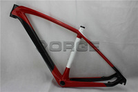 MTB frame set mountain bike use carbon fiber 27.5er carbon frame mountain bike bicycles