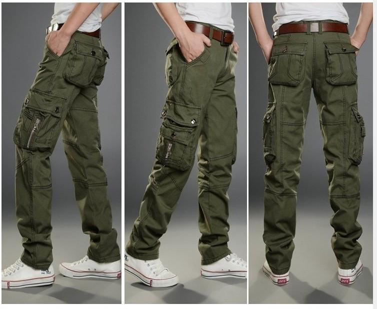 Camo Cargo Pants For Men Slim Slim Cargo Pants Mens
