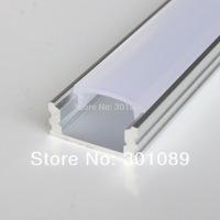 DHL/Fedex free shipping, 30pcs a lot, 1m per piece, led aluminum profile  AP1707 12mm