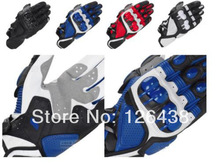2014 news for S1 MOTO racing gloves Motorcycle gloves/ protective gloves/off-road gloves Black/blue/red/white color M L XL(China (Mainland))