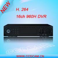 16CH Video loop P2P Cloud 960H HDMI CCTV Standalone DVR
