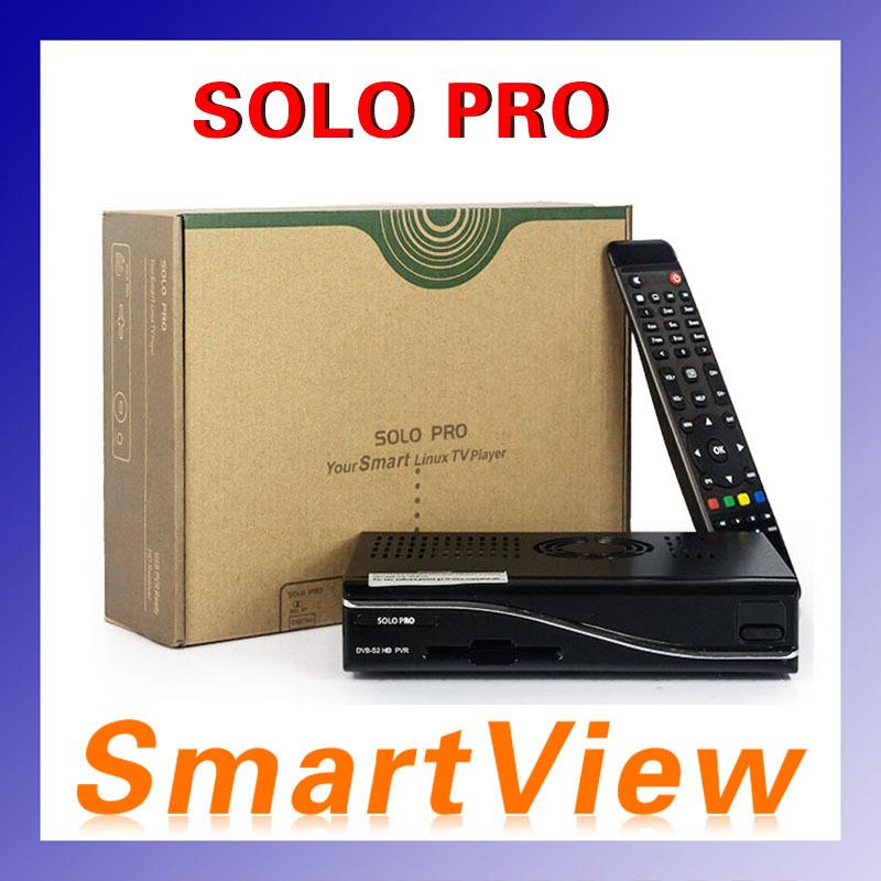 2pcs Mini Solo Pro HD DVB-S2 Satellite Receiver with DM panel Enigma2 Mini Solo support wifi Youtube IPTV fedex free shipping(China (Mainland))
