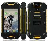 "Snopow M8 Waterproof IP68 MTK6589 Quad Core 4.5"" IPS Screen 3G 1G RAM 4G ROM Dual SIM Walkietalkie Phone M8"