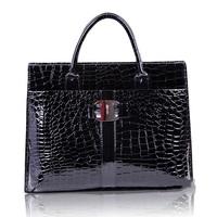 2014 Hot New Brand Luxury Vintage Crocodile Pattern Color Pu Leather Women Handbags Shoulder Bags Women Messenger Bags Bolsas