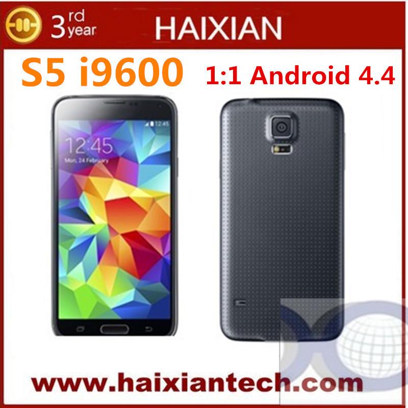 Perfect 1:1 S5 MTK6572 Mobile phone 5.1 Inch Rear Camera 16 MP Android 4.4 original logo original functions(China (Mainland))