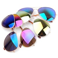 2014 Glasses Unisex Fashion Vintage Polarized Lenses Sunglass UV Protection Optical Fashion SunGlasses Promotional Wholesale