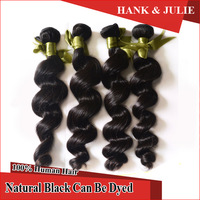 Peruvian Virgin Hair Extension Loose Wave Mixed 4pcs/ Lot Wavy Hair Products 100% Unprocessed Remy Human Hair Weave
