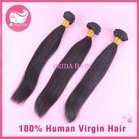 PRIDA HAIR Peruvian Hair Straight Weaves,cheap unprocessed 3 bundles Peruvian Human Virgin Hair Extension 8-32inch instock