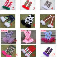 2014 new Baby leg warmers arm warmers  legging/baby leggings/cotton leg warmers new  children lace baby leg warmers warm socks