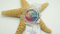 NEW Women dress Ladies Round Dial Starry sky Analog Watch.Quartz watch. woman's watches children watch+free shipping