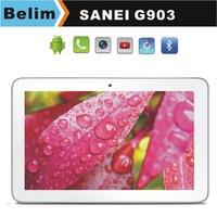 Free Shipping Sanei G903 Tablet PC Allwinner A23 Dual Core Dual SIM 2G Calling 512M 8GB 1024x600