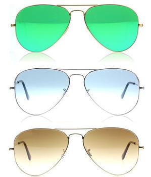 2014 новинка лето море цвет солнцезащитных очков лягушка зеркало Sunglasse прибытие ...