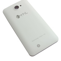 New Battery Back Door Cover Case with For THL W200 White/black
