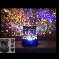 Your Best Choice for Kids! New Amazing Sky Star Master Stage Projector Decor Night Lighting Effect Lamp
