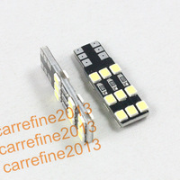 New! LED T10 W5W 18SMD bulbs T10 194 168 18SMD canbus width Lamp license plate light map light step light trunk light error free