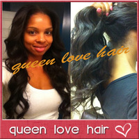 Black hair wigs ! 100 human hair u part wigs brazilian body wave middle part upart wig virgin hair for black women free shipping