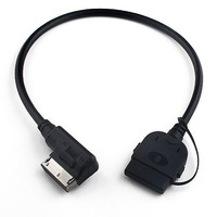 Ami MMI Audi Music Interface Aux Cable Adapter for iPod iPhone A4 A5 A6 A8 Q7 TT
