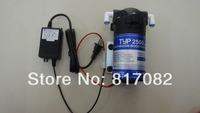 24V 50Gpd  Booster Pump 2500NH Increase Reverse Osmosis System Pressure+Booster Pump Transformer Input 100-240V,  Output 24V