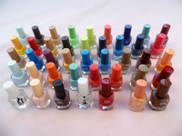 2015 Rushed New Varnish Wholesale 28 Women More Color Nail Polish Flavored 18 Seconds Fast Drying Cosmetics Products