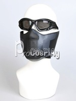 Captain America:The Winter Soldier Bucky Barnes Mask for cosplay