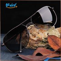 Free Shipping 2014 New  Summer Fashion Glasses Black Polarized  Men Frog Mirror Uv400 Sunglasses Shop Wholesale