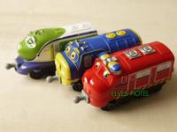 3PCS NEW Chuggington Diecast Train Wilson ,KoKo,Brewster  Loose Toy