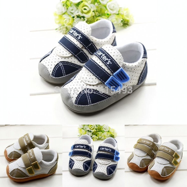 Free shipping 2014 New fashion 2-color casual boy toddler shoes first walkers children's shoes baby soft sole sneakers HQ-302(China (Mainland))